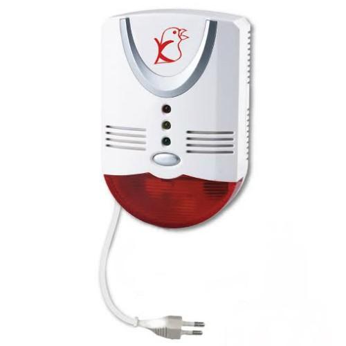 Сигнализатор загазованности Кенарь GD100-N (СН4)
